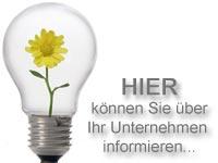 Werbung für Alternative Energie